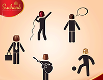 Suchard Bulgaria Facebook Page Support