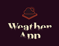 Hong Kong Weather App