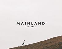 Mainland.