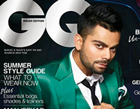 GQ-The Iconography of Virat Kohli.