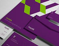 LOYALL - Branding Identity