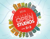 Columbia Open Studios 2016