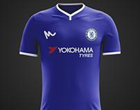 2016 Chelsea Concept Kits
