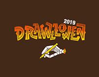 Drawlloween 2019