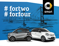 SMART | Lanzamiento Fortwo-Forfour Argentina