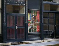 Exposition Paul Poiret / Affiche