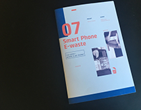 Smart Phone E-waste Events Brochure
