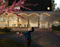 Kalmar Konstmuseum Render Challenge
