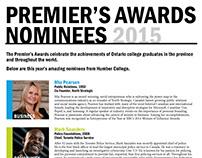 Premier's Awards 2016