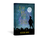 Katherine Marsh - Jepp Who Defied the Stars Cover