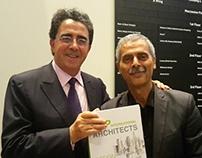Jihad Awad with Santiago Calatrava