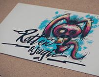 Rotten Usagi Logo