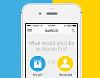 SwiftGift mobile application