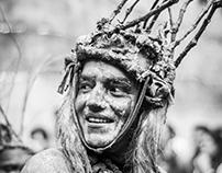 Desfile  Festival Iberoamericano de Teatro Bogotá 2016