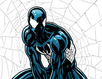 Drawing Marvel characters