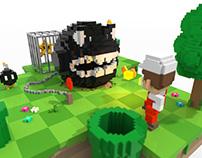 Mario Bros V4