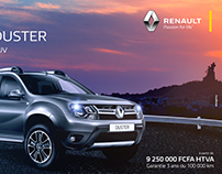 Renault Senegal Campaigns