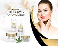 Aurum 360 - Luxury Skin Care Line