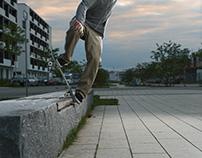 Skateboard Freiburg