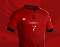 Al Ahly SC Kit Concept Art
