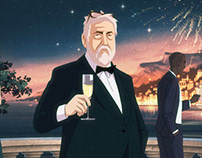 Tegner Spirits and Wine - Leif Gw Persson