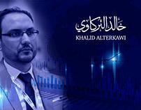 Khalid Alterkawi - Branding