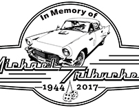 Memorial Decal