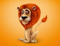 Leon the lion - Live wallpaper