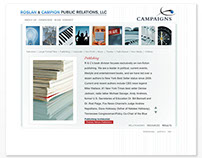 Roslan & Campion Website