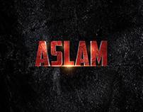 Aslam Short Film Title