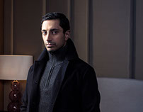 Riz Ahmed (RizMC) for The Times 2, Dec2016