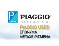 Piaggio Used