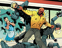 Colors for Marvel: Luke Cage Legacy