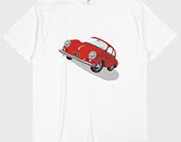 classic car T shirts