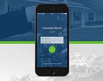 CaretakerBook iOS app (2014)