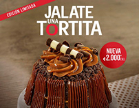 Campaña Spoon - Jalate una tortita
