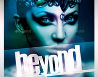 Beyond Flyer Template