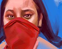 Chiapa woman