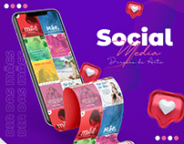 Dia das Mães 2020 - Social Media