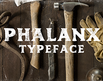 Phalanx - Free Font!