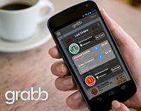 Grabb Ca UI/UX design