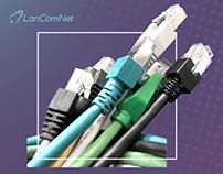 Website for Lancomnet