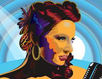 Tia Brazda    Jazz Singer