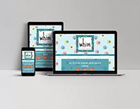 WHIM Studio Responsive Design