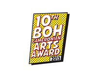 BOH Cameronian Arts Award 2013