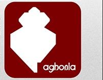 aghonia ashtray prototype