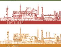 NPOCSS Calendar 2013