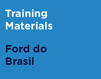 Training Materials - Unidade de Treinamento Ford