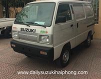 Xe bán tải Suzuki Hải Phòng không sợ đường cấm