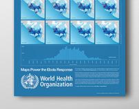 W.H.O Ebola Response Poster